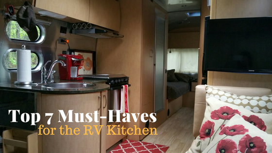 Probably One Of The Most Frequently Asked Questions By New Airstream And RV  Owners Is U201cwhat Are The Must Have Items For My Kitchen?