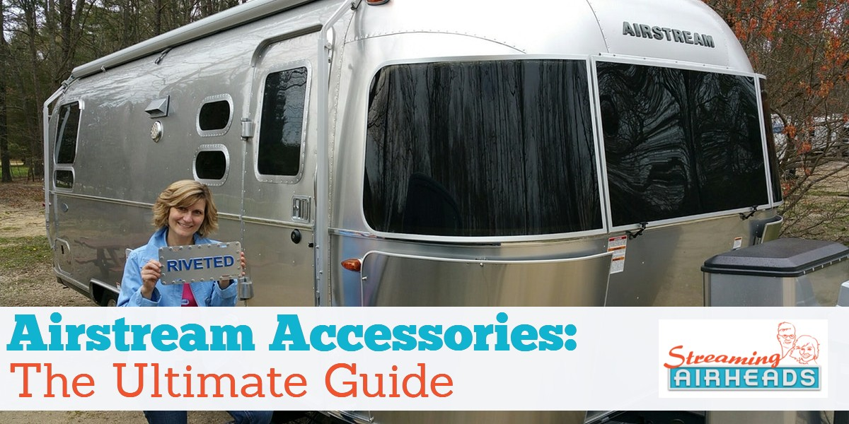 Airstream sewer hookup